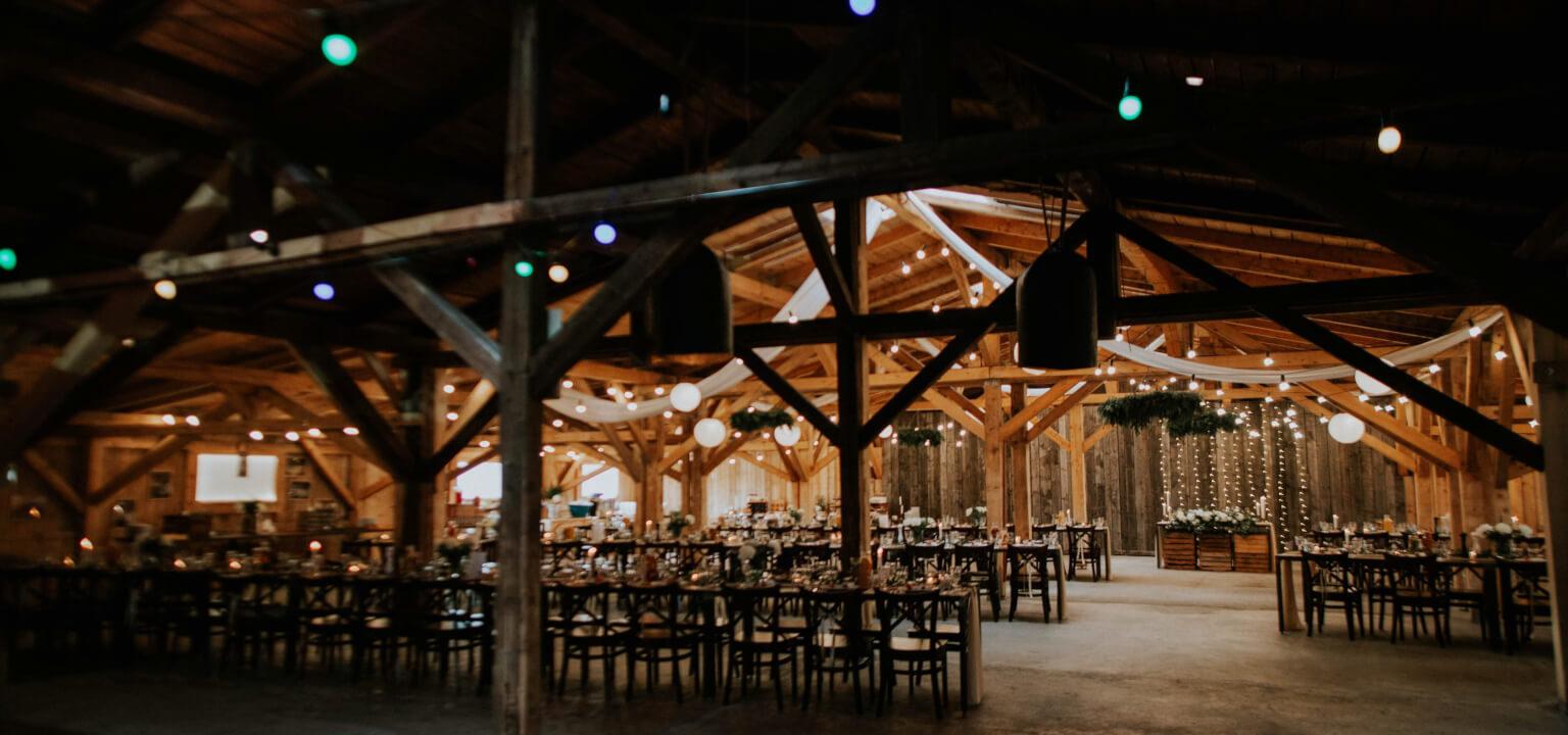 Przepiękna sala weselna